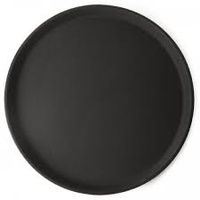 Drink Tray Black non slip