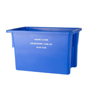Drink Tub Blue 68lt