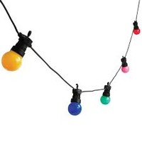 Festoon Lights Coloured
