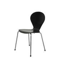 Black Vogue Chair