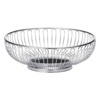 Bread Basket Stainless Steel