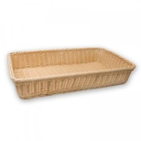 Bread Basket Cane Lg Rectangle