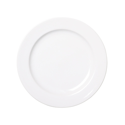 "Rim Royal Porcelain 25cm (10"") Plate"