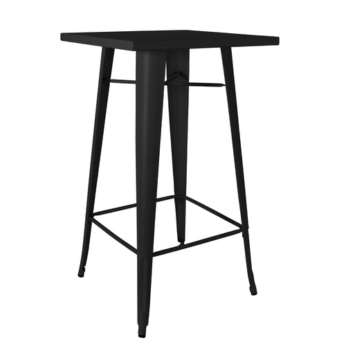 Cocktail Table Tolix style Black